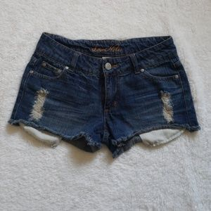 Sexy shorts size 1 love notes